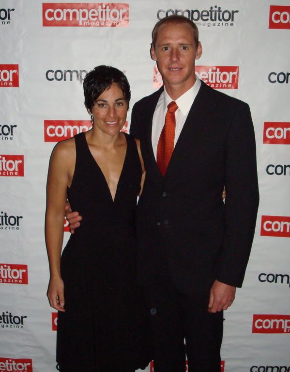 Amber & I @ Endurance Sports Awards