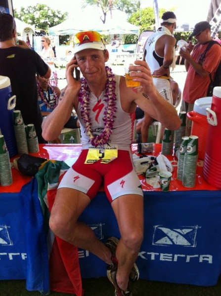 Conrad Stoltz XTERRA WORLD CHAMPION