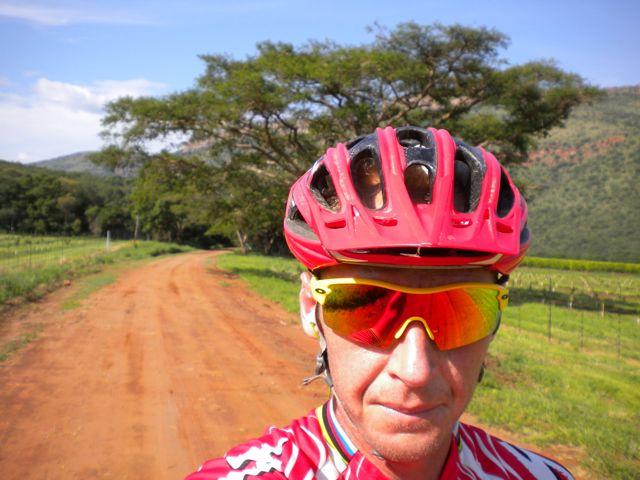 Conrad Stoltz South Africa training