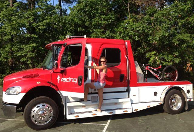 liezel-the-specialized-trucker
