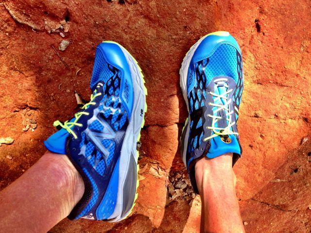 New Balance 1210 trail shoes