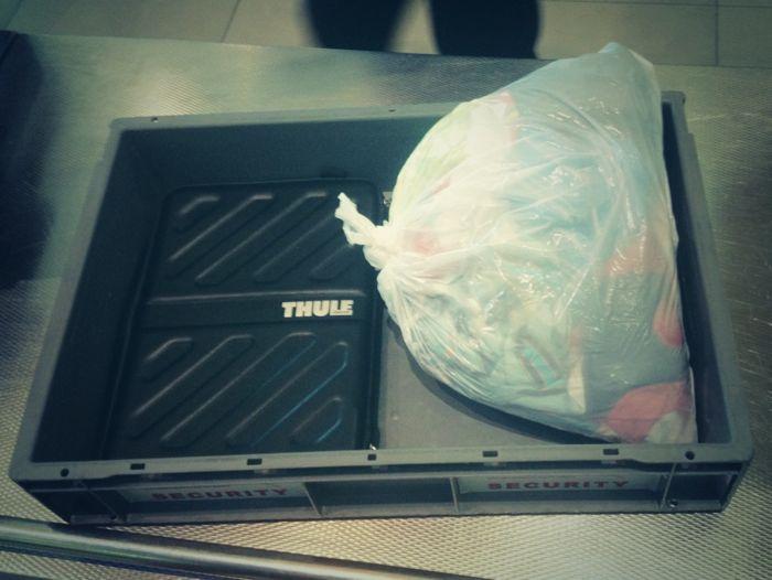Conrad Stoltz Caveman Thule laptop case laundry carry on