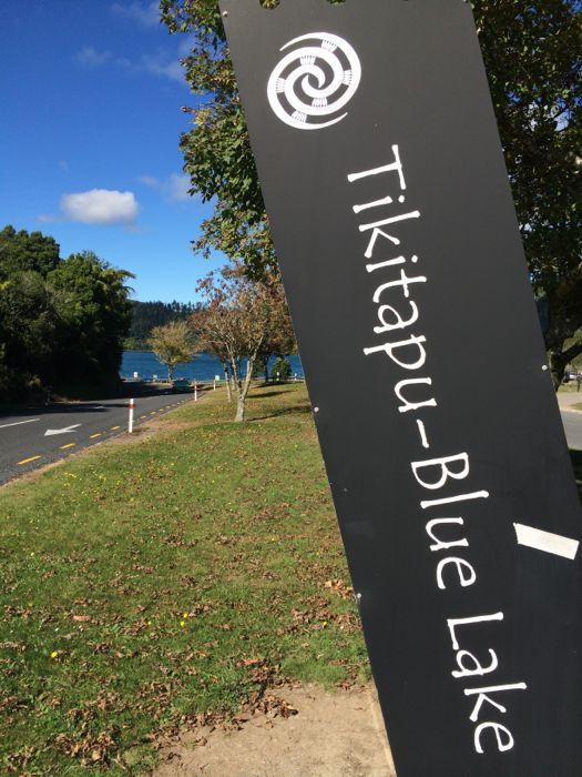 Conrad Stoltz XTERRA New Zealand Rotorua Tikitapu Blue lake