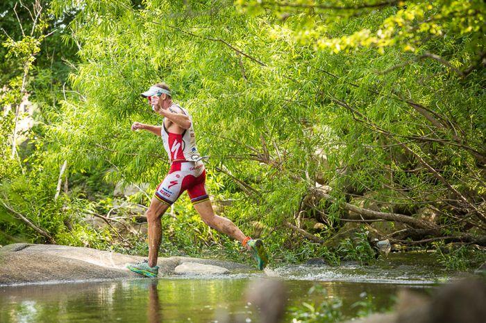 Conrad Stoltz Caveman XTERRA Richmond Luckstone RVA Hoka One One trail run