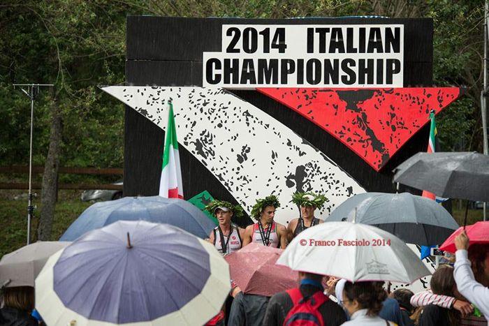 Conrad Stoltz Caveman XTERRA Italy 2014 podium
