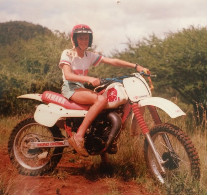 Conrad Stoltz Caveman Yamaha YZ 125