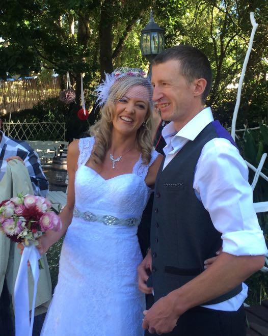 Jan & Marlize Bekker wedding