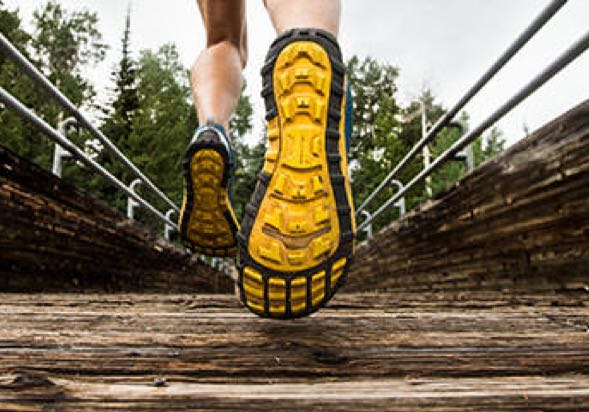 Altra Superior running shoe Conrad Stoltz Caveman