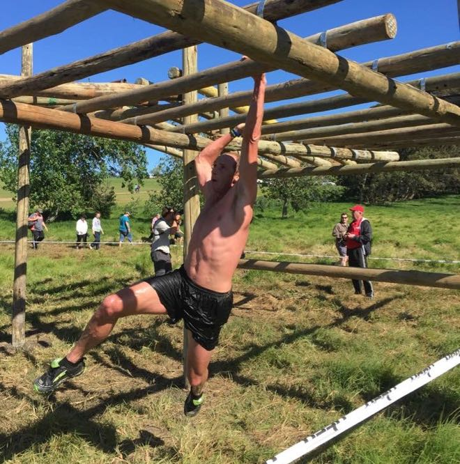 Conrad Stoltz Caveman Warrior Black Ops Elite Altra Superior ladder swing