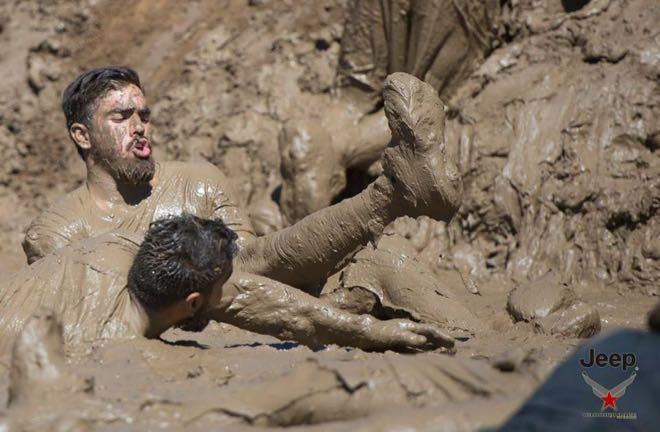 mud monster 3