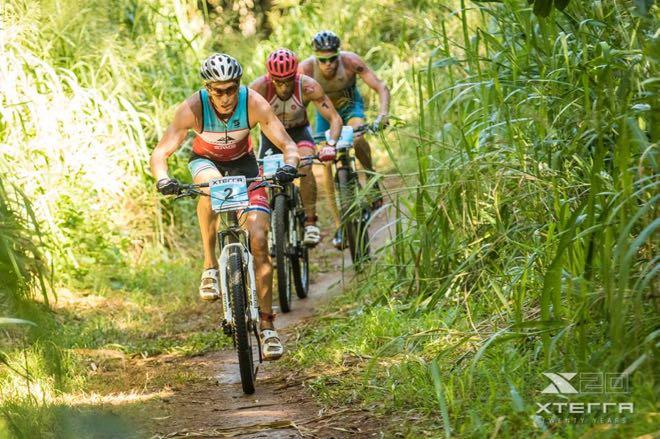 XTERRA Worlds 2015 Josiah, Ruben, Rom, Conrad Stoltz