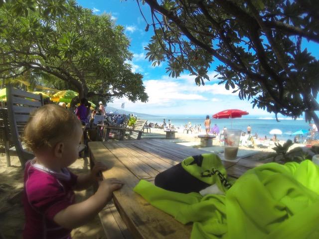 Conrad Stoltz Xterra Reunion beach